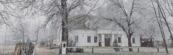 A tél szépségei vidéken